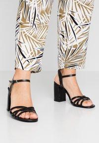KIOMI Wide Fit - Sandals - black - 0