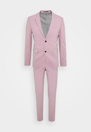 PLAIN MENS SUIT - Kostym - purple