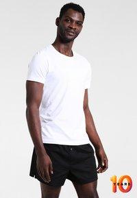 Calvin Klein Underwear - MODERN BOXER SLIM 2 PACK - Boxer shorts - black - 0