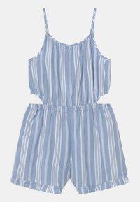 Abercrombie & Fitch - CUTOUT  - Tuta jumpsuit - blue - 0