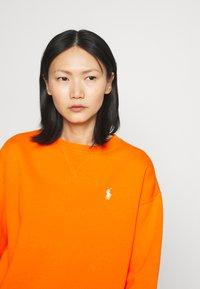 Polo Ralph Lauren - LONG SLEEVE - Bluza - fiesta orange - 3