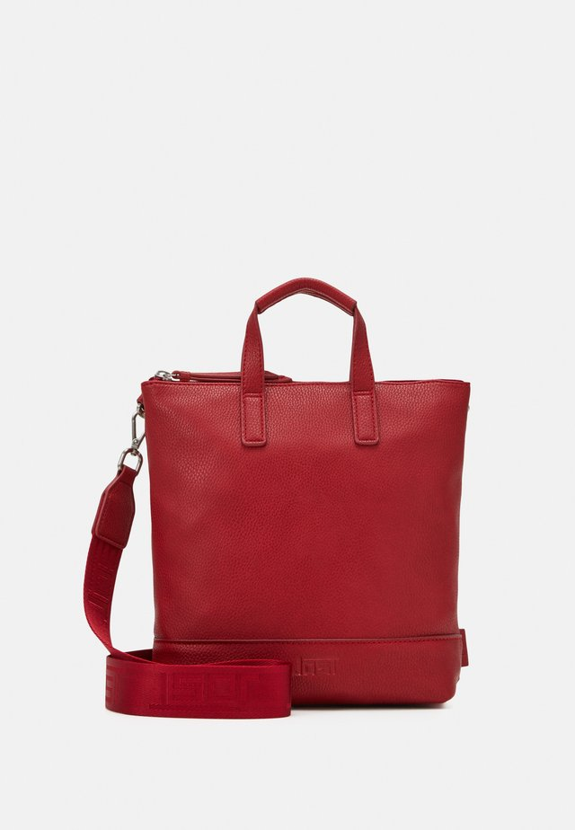 X CHANGE BAG MINI - Handbag - red
