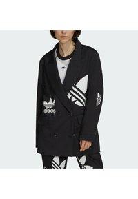 adidas Originals - Short coat - black - 3