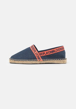 VELASCO - Espadrilles - denim