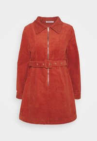 Glamorous Petite - LADIES DRESS - Robe d'été - burnt orange - 0