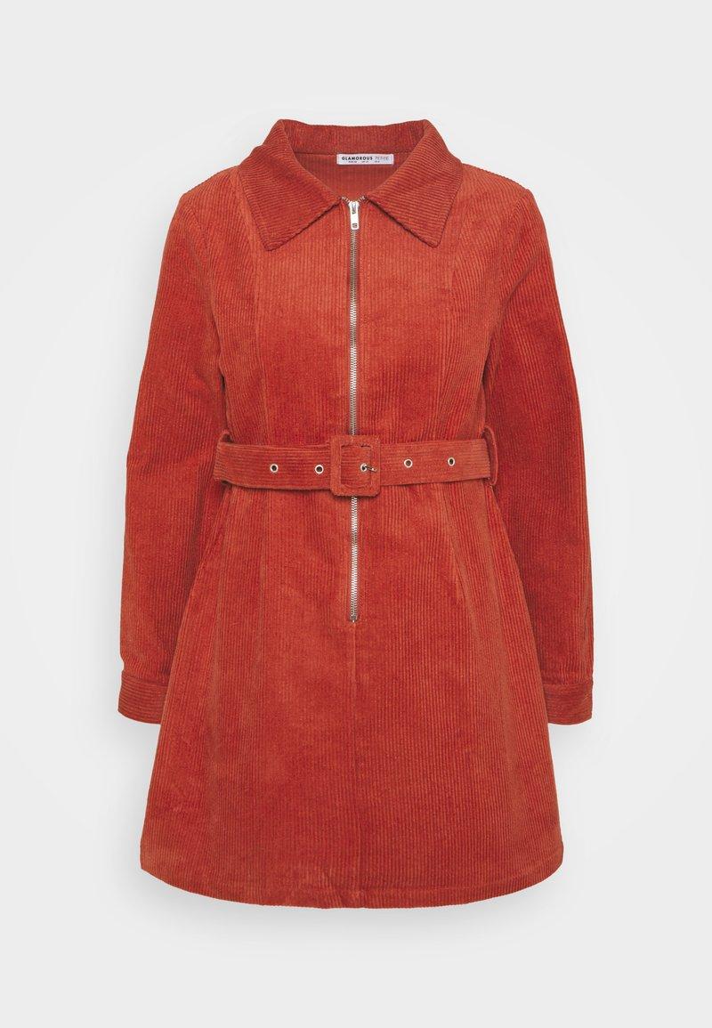 Glamorous Petite - LADIES DRESS - Robe d'été - burnt orange