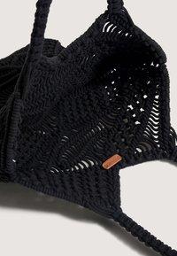 OYSHO - Tote bag - black - 4