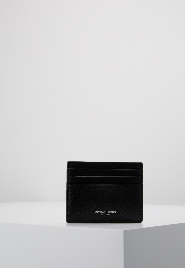 Michael Kors - HARRISON - Business card holder - black