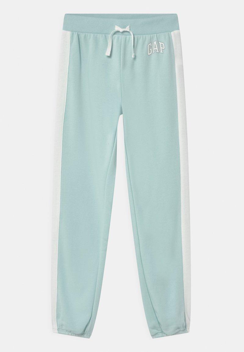 GAP - GIRL LOGO - Pantalones deportivos - azul