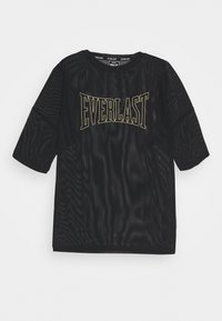 Everlast - TOPAZE - Print T-shirt - black - 0