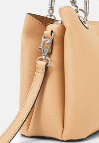 ALDO - CHERRAWIA - Handbag - other beige - 4