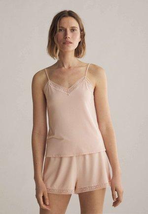 Haut de pyjama - light pink