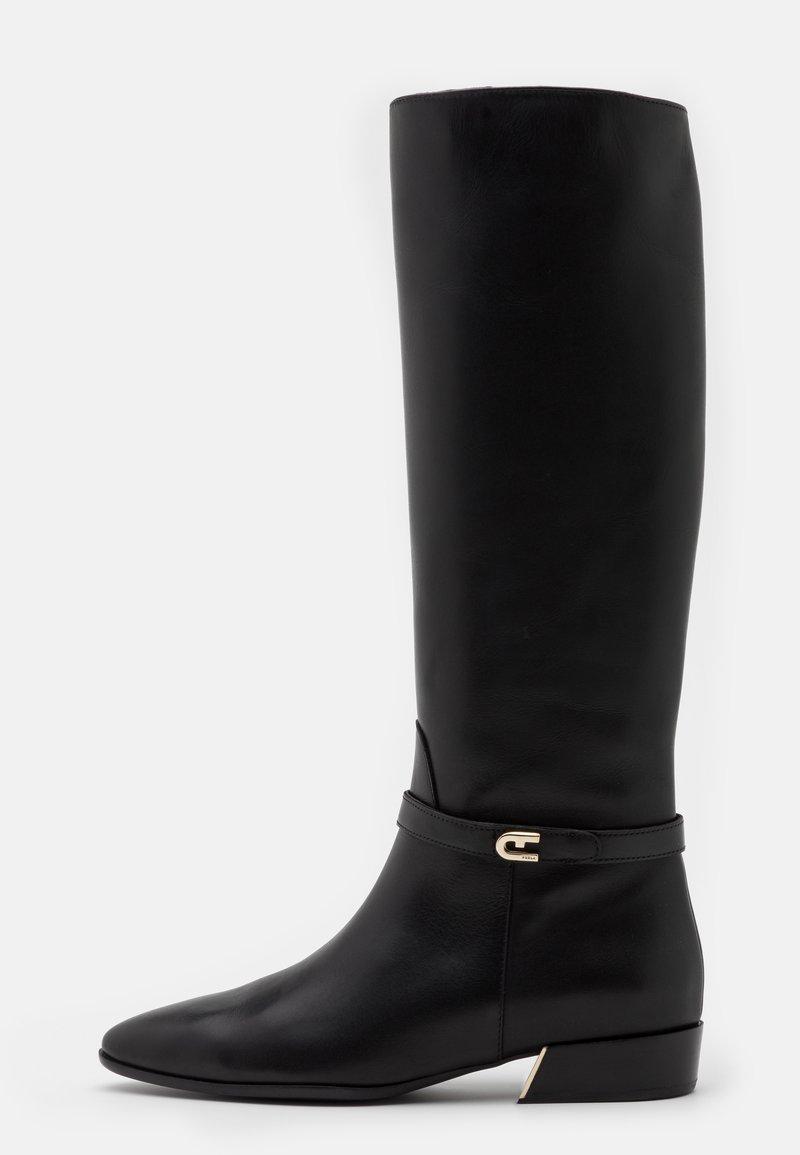 Furla - GRACE HIGH BOOT - Vysoká obuv - nero