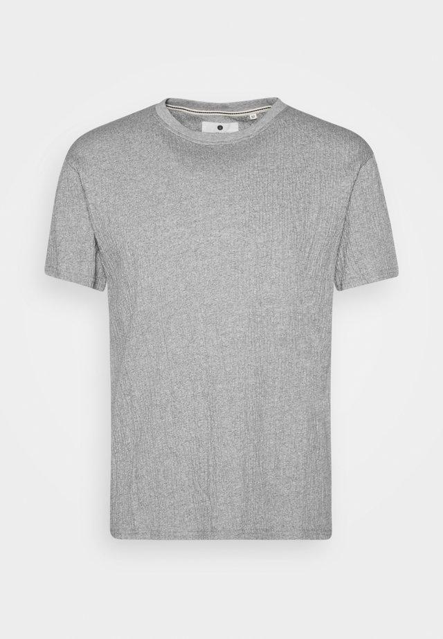 KIKKI  - T-shirt basique - grey