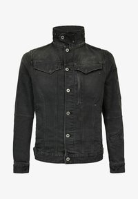 G-Star - CITISHIELD SLIM JACKET - Spijkerjas - faded charcoal wp - 4