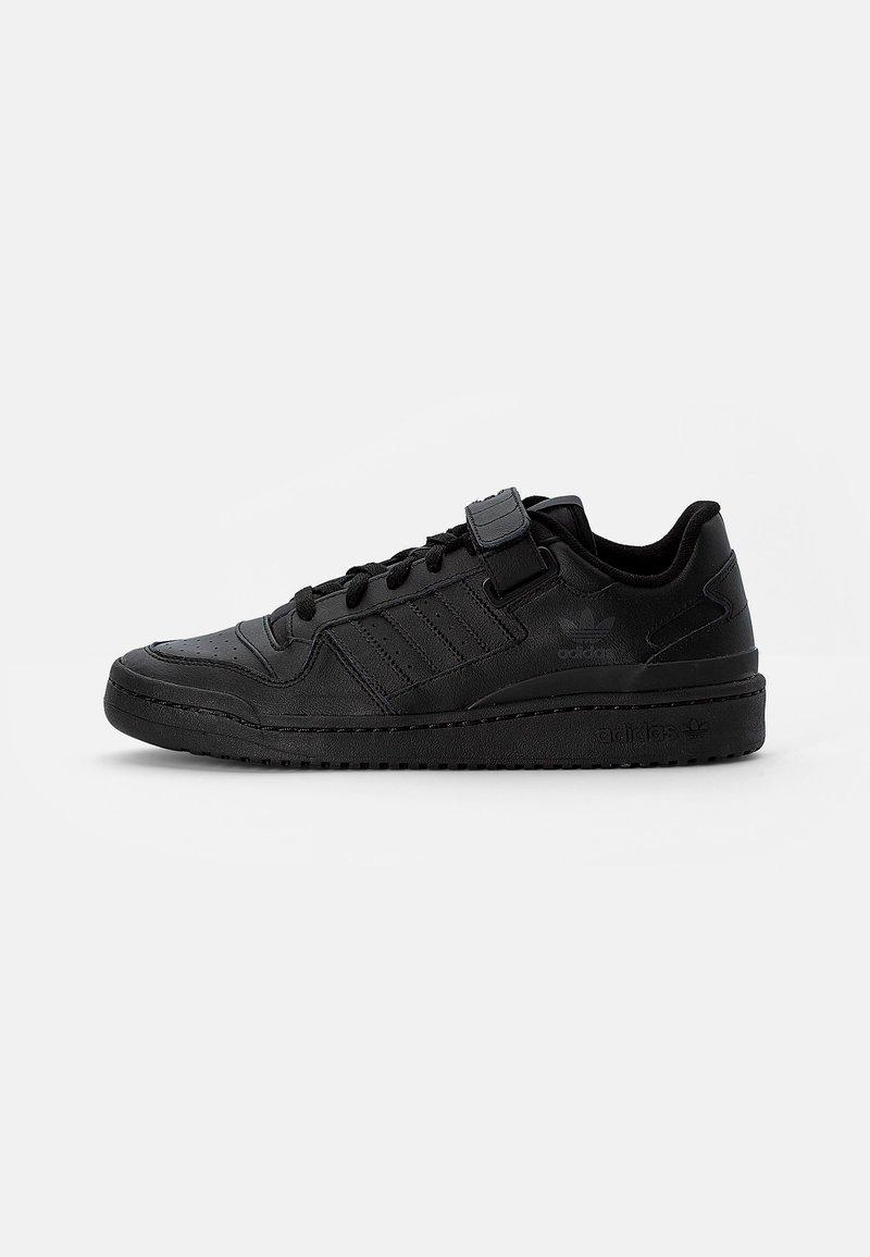 adidas Originals - FORUM LOW UNISEX - Joggesko - core black