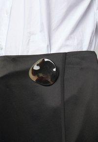 By Malene Birger - CORIS - A-line skirt - black - 5