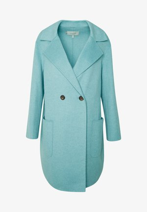 DOUBLE FACE COAT - Cappotto classico - pale blue