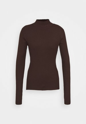 EBO - Jumper - dark brown
