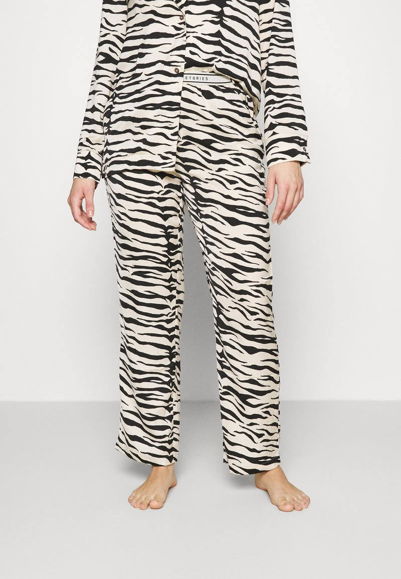 LOVE Stories - WEEKEND - Pyjama bottoms - offwhite