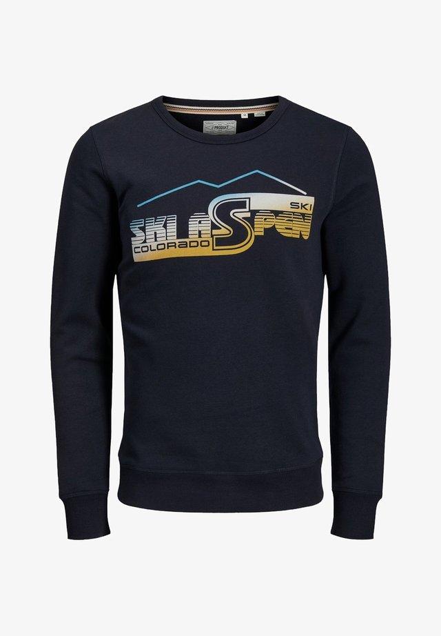 KLASSISCHES - Sweatshirt - dark navy