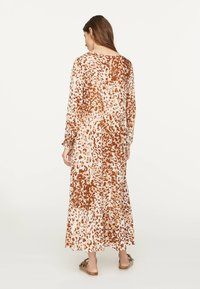 OYSHO - Maxi-jurk - brown - 2