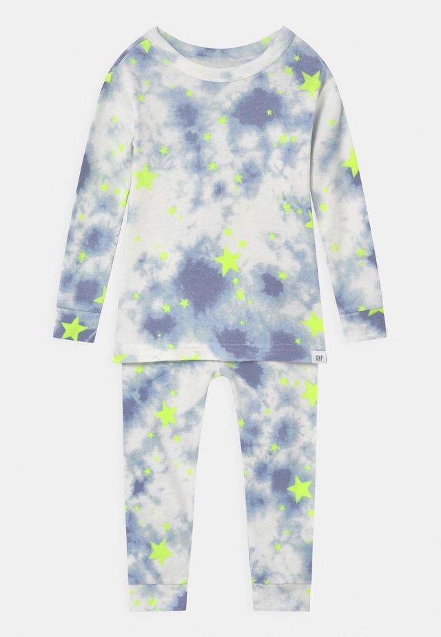 TODDLER STAR UNISEX - Nattøj sæt - blue