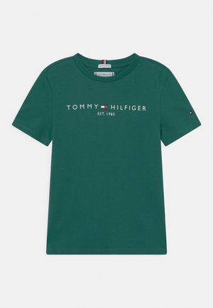 ESSENTIAL TEE UNISEX - T-shirt print - forage green