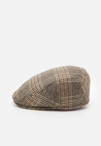 Shelby & Sons - KNOWLE FLATCAP - Klobouk - brown - 1