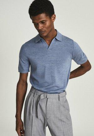 DUCHIE - Poloshirt - blue