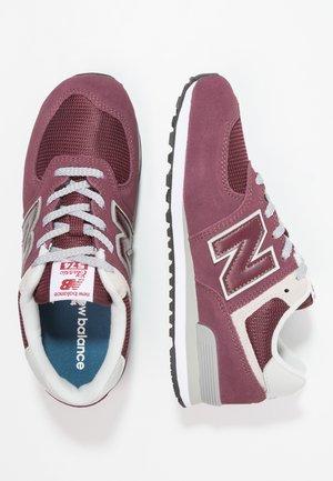 GC574 - Sneakersy niskie - bordeaux
