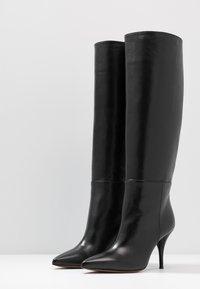 L'Autre Chose - High heeled boots - black - 4