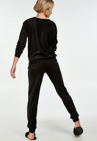 Hunkemöller - Pyjamabroek - black - 2