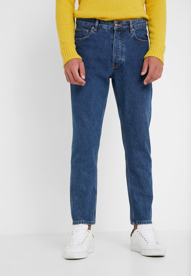 BEN - Slim fit jeans - stone blue