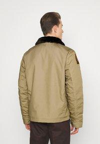 Schott - JEEPER - Winter jacket - beige - 2