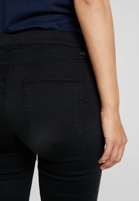 edc by Esprit - TREGGINGS - Trousers - black - 5