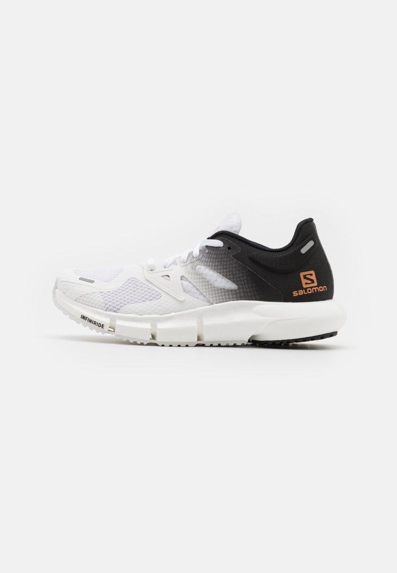 Salomon - PREDICT2  - Hiking shoes - white/black