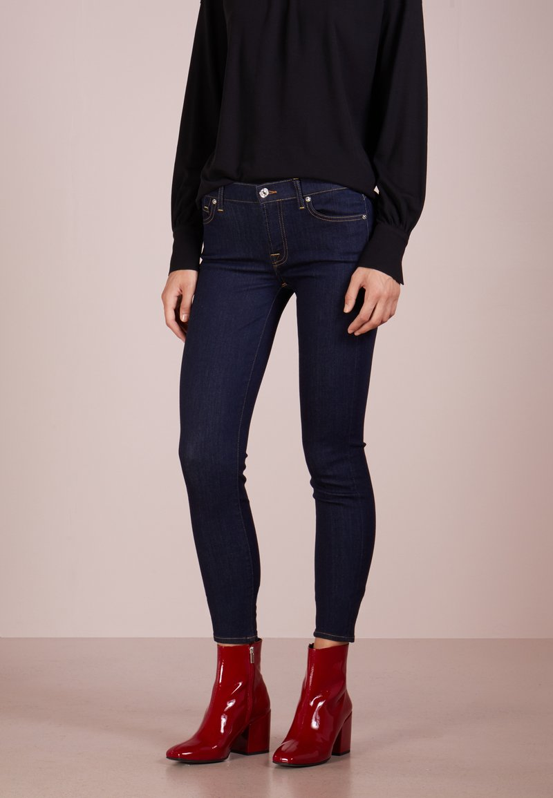 7 for all mankind - Jeans Skinny Fit - bair clean rinse