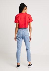 Ellesse - ALBERTA - T-shirts print - red - 2