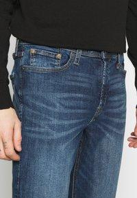 Jack & Jones - JJITIM JJORIGINAL - Jeans straight leg - blue denim - 3