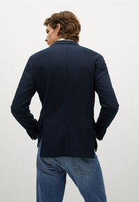 Mango - Blazer jacket - námořnická modrá - 6