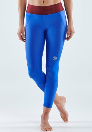 Leggings - dazzling blue