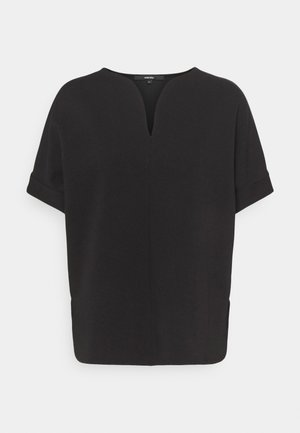 ULVINA - Basic T-shirt - black
