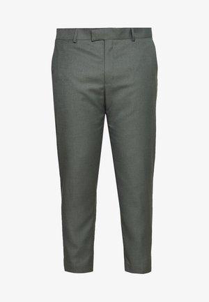 B&T MORMONT - Kostymbyxor - green