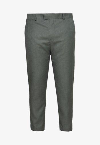 B&T MORMONT - Suit trousers - green