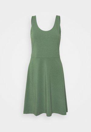 Jersey dress - light green