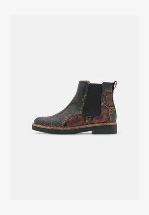 OXFORDCHIC - Boots à talons - multicolor