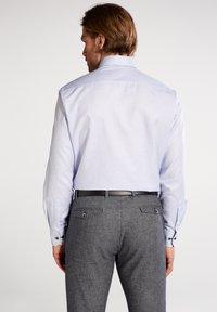 Eterna - COMFORT FIT - Formal shirt - hellblau - 1