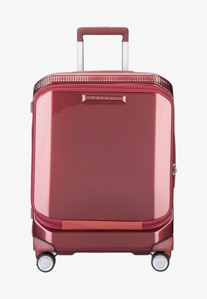 CUBICA - Wheeled suitcase - red