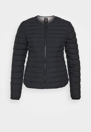 USUAHIA JACKET WOMAN - Light jacket - black